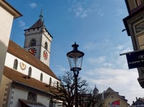 St. John's, Schaffhausen