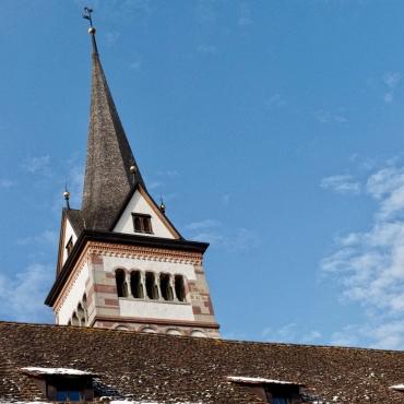 Allerheiligen Museum, bell tower