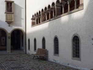 Allerheiligen cloister and nowadays museum