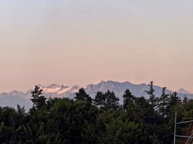 Central Alps from Litzi with a smoggy tinge